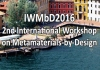 International Workshop on Metamaterials-by-Design: Theory, Methods, and Applications to Communications and Sensing
