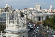 LAVORARE IN UNO STUDIO DI ARCHITETTURA A MADRID