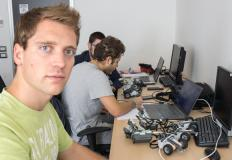 PREMIATA LA RICERCA DI UNO STUDENTE DI TELECOMUNICAZIONI