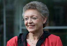 Françoise Barrè-Sinoussi, Nobel per la medicina 2008. © Institut Pasteur