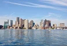 La città di Boston