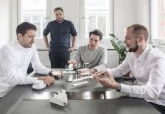 Cofondatori studio architettonico FAKT