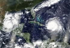 immagine di un ciclone