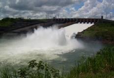 Centrale idroelettrica Itaipu Binacional (IB).