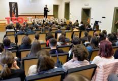 TEDx Trento Salon. Foto Alessio Coser
