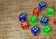 formule  matematiche e dadi