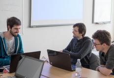 Hackathon, foto di Giulio Dallatorre