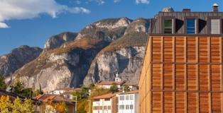 La sede del C3A a San Michele all'Adige