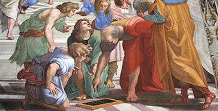 Raffaello, Scuola di Atene