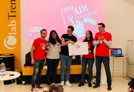 Il team vincitore Family G.U.I.