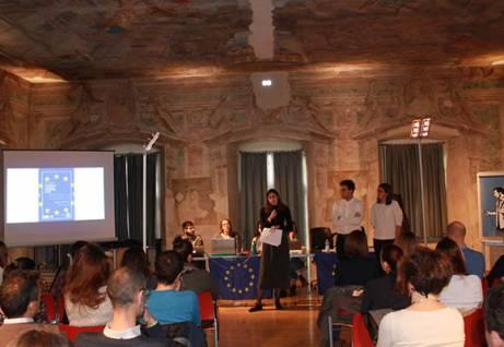 L'Europa e i giovani: istruzioni d'uso. Archivio Università di Trento