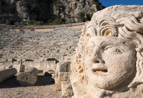 Teatro dell'antica città di Mira