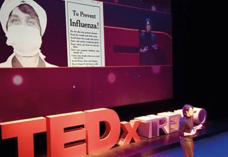 Anna Cereseto al TEDxTrento 2019