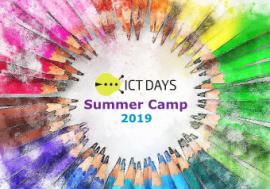 ICT Days Summer Camp 2019